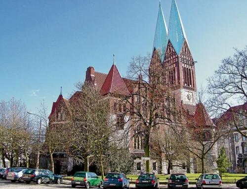 Lichtenberger Schätzchen: Die Koptische Kirche St. Antonius St. Shenuda