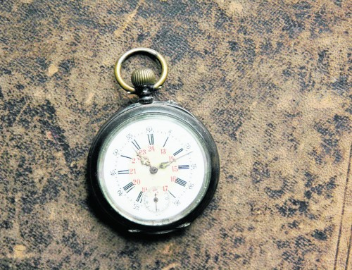 Schweizer Uhrwerk aus dem Fontainemelon