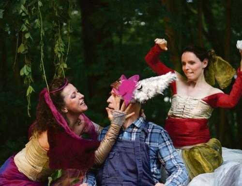 Shakespeare im Landschaftspark Herzberge