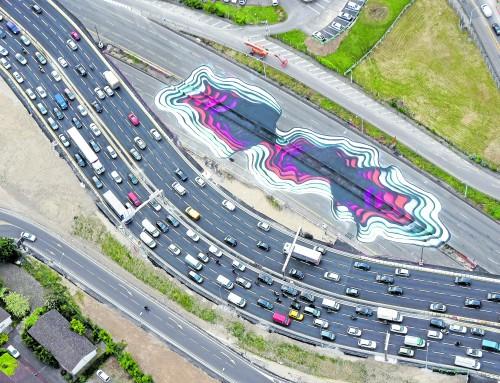 Große Kunst im Kiez