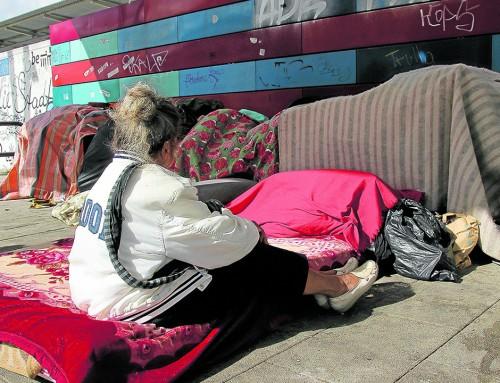 Was brauchen Obdachlose?