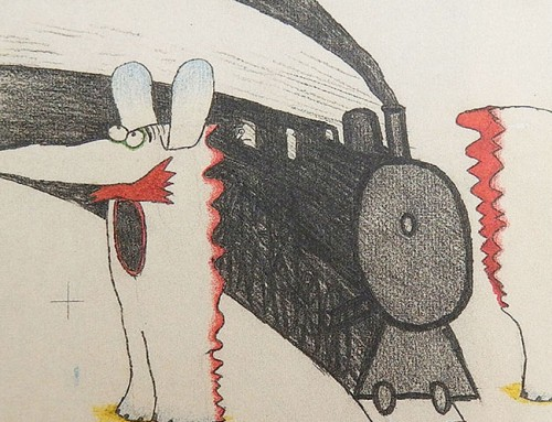 Zeichnungen, Grafiken und Animationsfilme